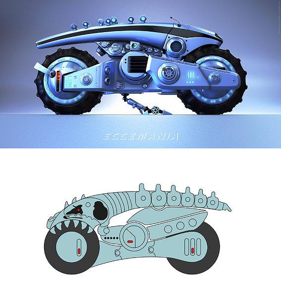 Alienbike Silver