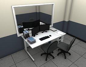 Interrogation Room 3D
