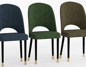Dean contemporary chair 3D