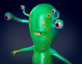 3D Creature 1