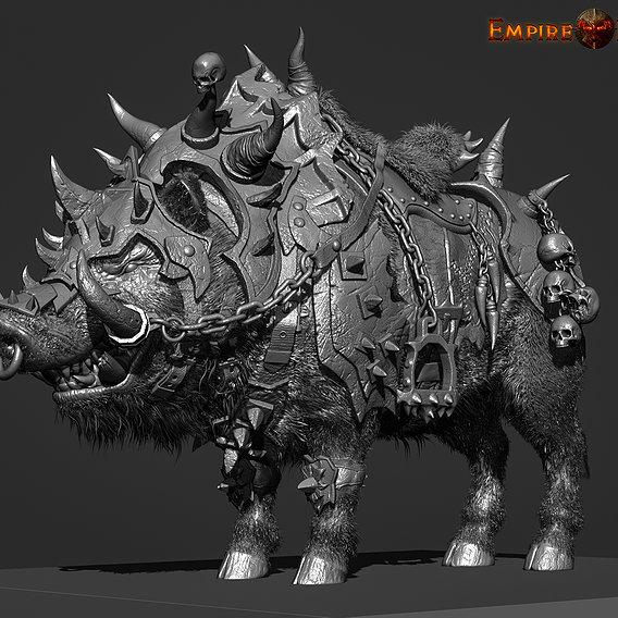 war boar