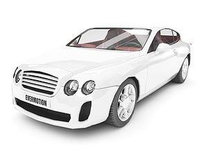 3D car 44 am132