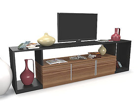 TV Stand color 3D