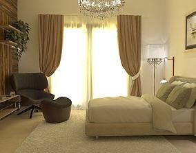 HOTEL ROOM DESIGN LUXRY 3D printable model