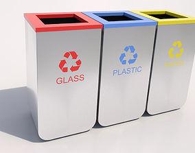 3D Recycle Bin-02