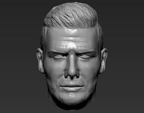 3D model David Beckham standard version only mesh