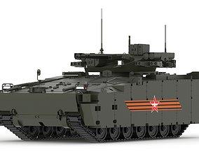Kurganets-25 IFV 3D model