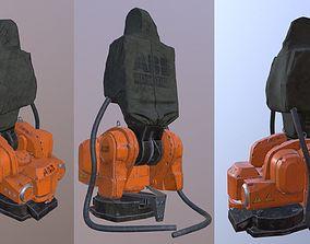 ABB 5400 Bot Robot 3D asset