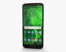Motorola Moto G6 Black 3D model