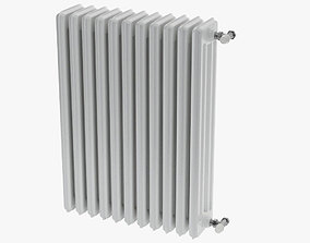 3D model Cast Iron Radiator