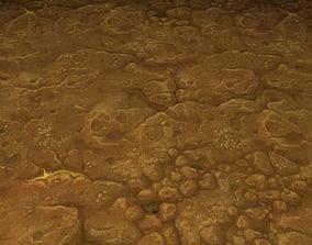 ground soil tile 07 3D