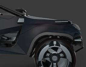 Off- Road Truck 3D model