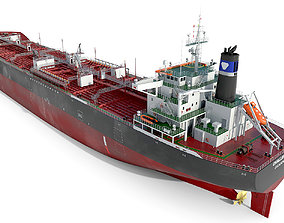 3D model Oil Products Tanker