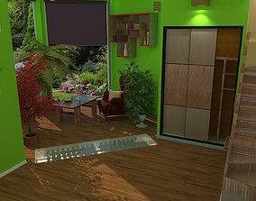3D model realtime Interior