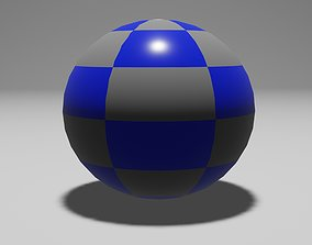 2 color ball model