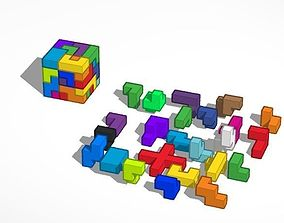Homemade Puzzle Cube 3D printable model