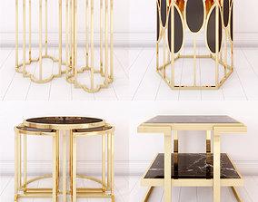 eichholtz table sides 3D model room