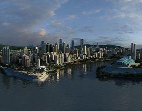 Chongqing Architecture 3D