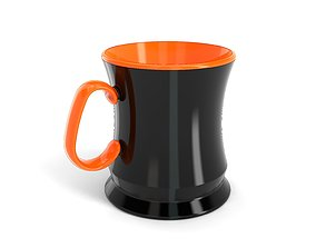 kitchen-dining Ceramic cup 3D print model