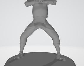 NARUTO HOKAGE TOBIRAMA SENJU 3D print model