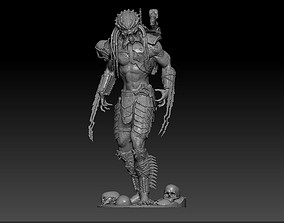 figurines horror Predator 3D model