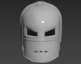 IRON MAN Mark 1 MK1 Helmet Cosplay 3D print model