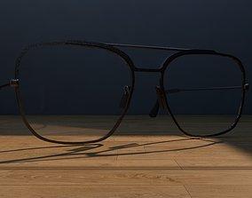 Stylish Glasses 3D