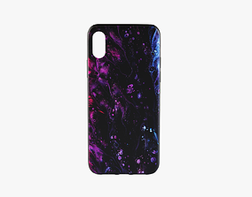 iPhone XS Max Case 10 3D model