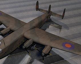 3D Avro York Mk-1