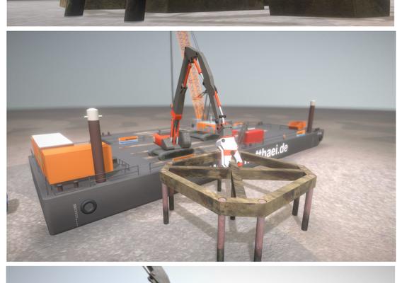 Demolition Visualization (Platform B)