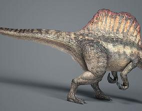 Spinosaurus-Anim 3D asset