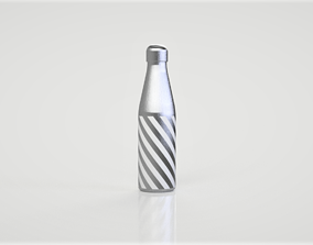3D Basic Bottle
