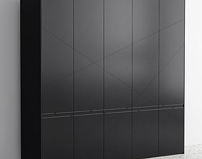 Poliform Sharp Wardrobe 3D