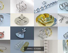 models Jewelry 3D model