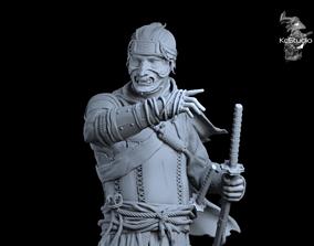 Ghost of Tsushima 3D print model