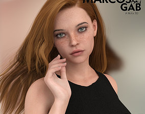 Junepher for Genesis 8 Female 3D