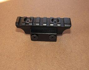 3D print model AKSU ris sight