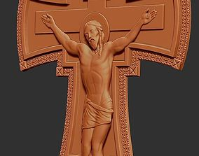 Crucifixion 3D printable model