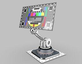 Screen Robot Arm 3D model