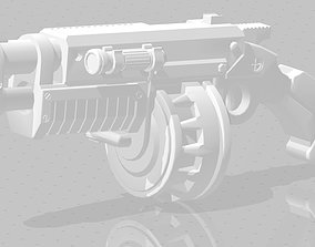 3D printable model Guns for Necromunda