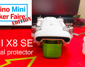 FIMI X8 SE Gimbal Protector Mini 3D printable model 3