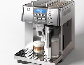 3D DeLonghi PrimaDonna ESAM 6620 Coffee Machine