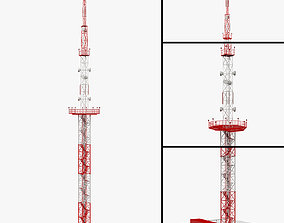 Communication Tower 03 3D model