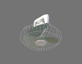 Ceiling Fan technology 3D