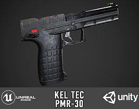 3D model Kel Tec PMR-30