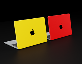 3D print model Cases Of Apple Macbook Pro 13 Inch