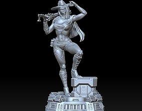 3D printable model Sexy Ashe