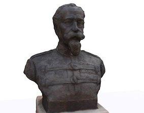 3D model Henrique de Carvalho