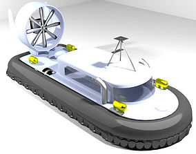 Hovercraft - Common 3D