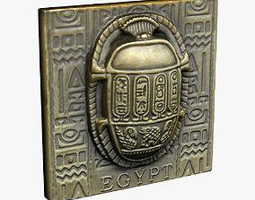 Egypt Magnet Souvenir 3D printable model